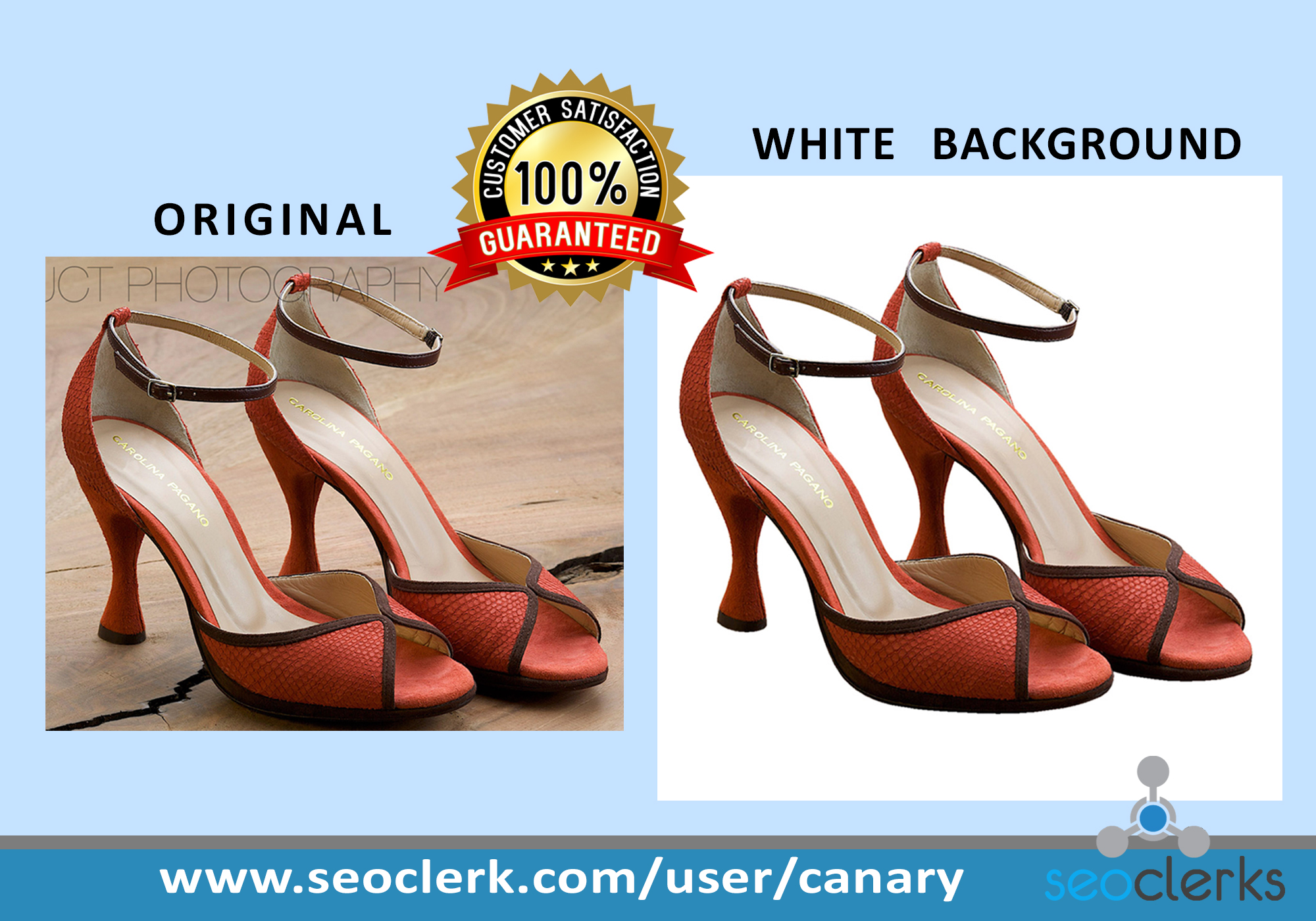 25 image background removal and clipping path