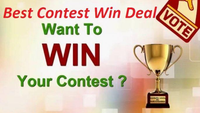 HQ 160+ USA yea Worldwide Contest winning Votes