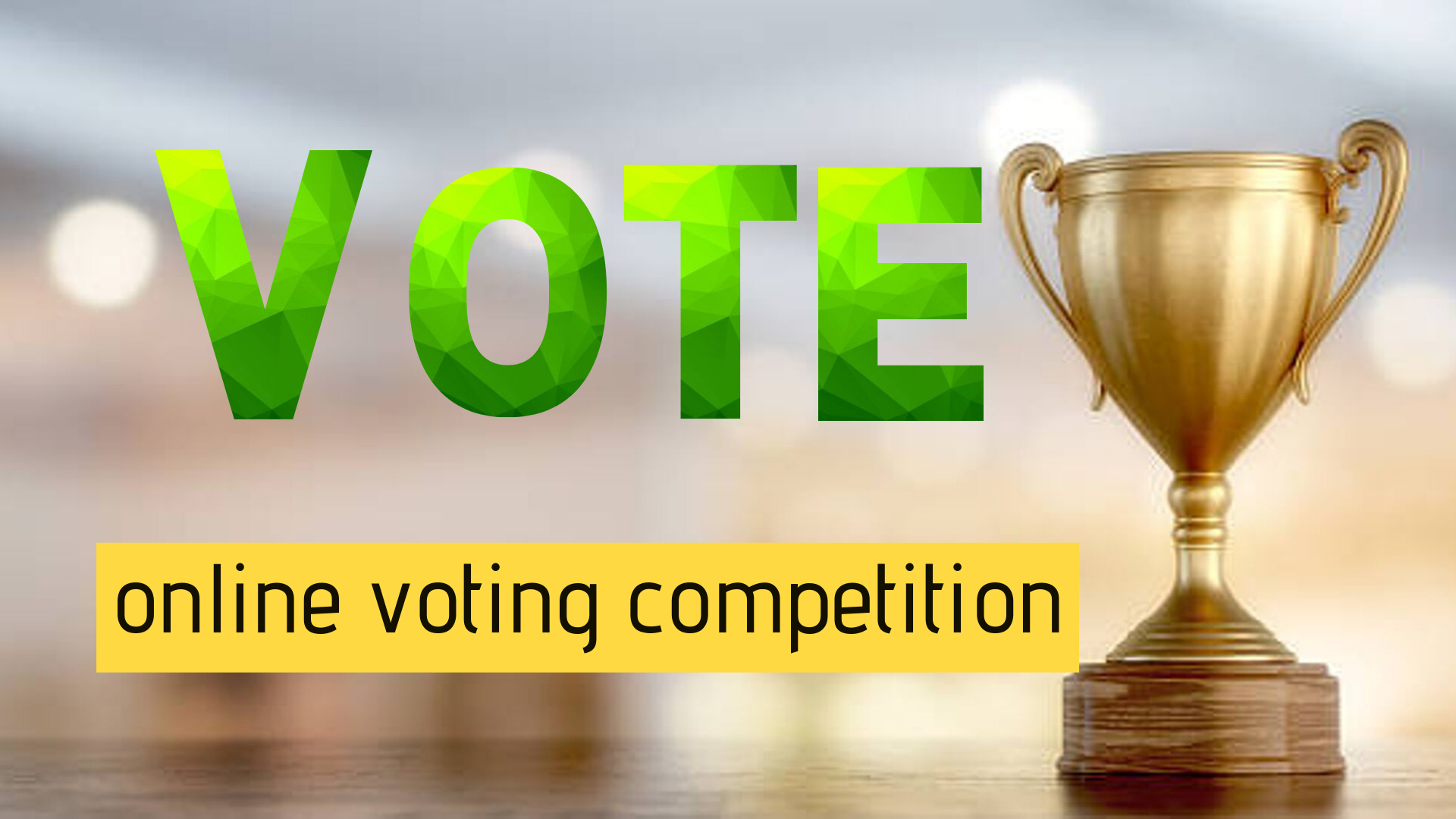Collect 100+ Different and Unique IP Votes For Your Online Voting Contest Entry