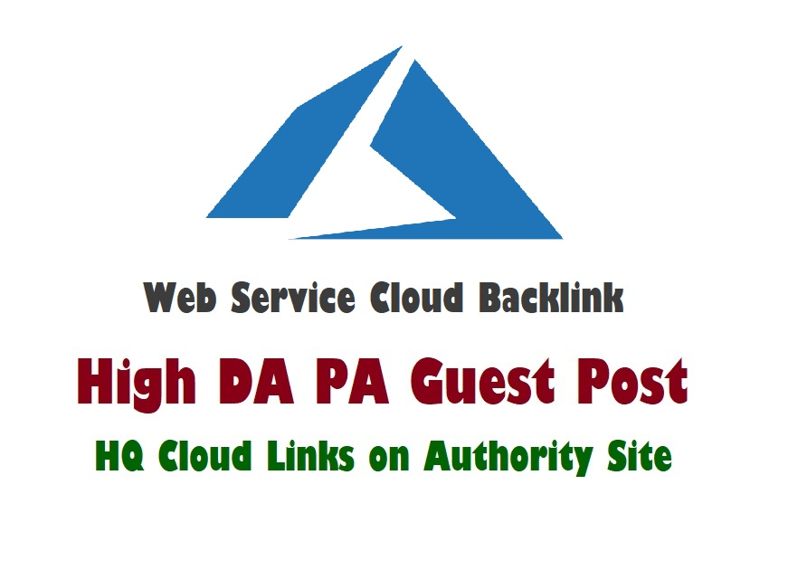 Guest Blog DoFollow Cloud Backlink DA 92 PA 50