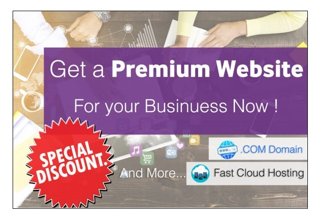 A FULL. COM Website for One Year Special Discount