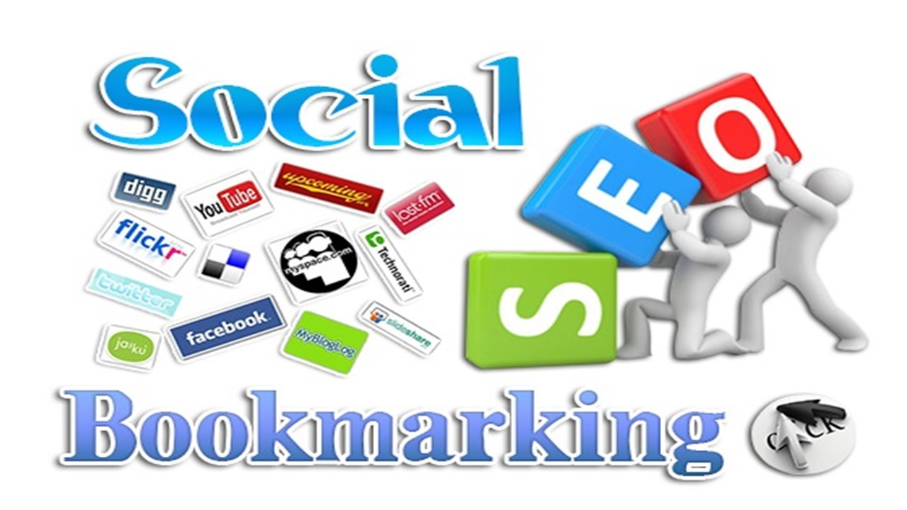 120 HQ Social Bookarking For You Site Manually