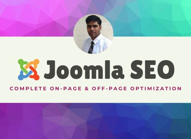 Complete Joomla SEO Package for Rank on 1st Page