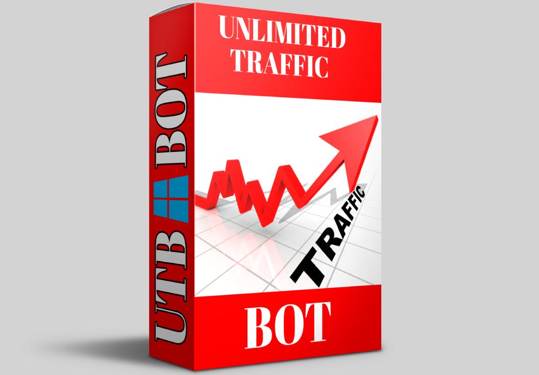 UTB Bot - Unlimited Traffic Bot