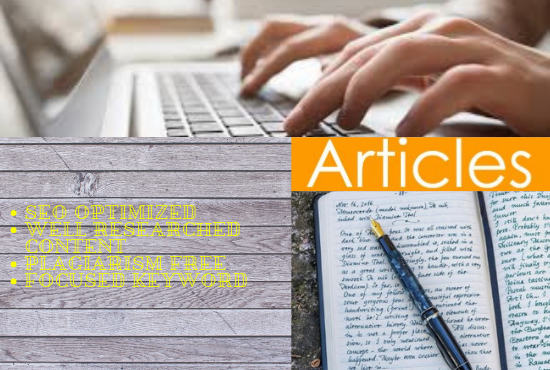write SEO optimized eye catching 500 word article in 24 hour