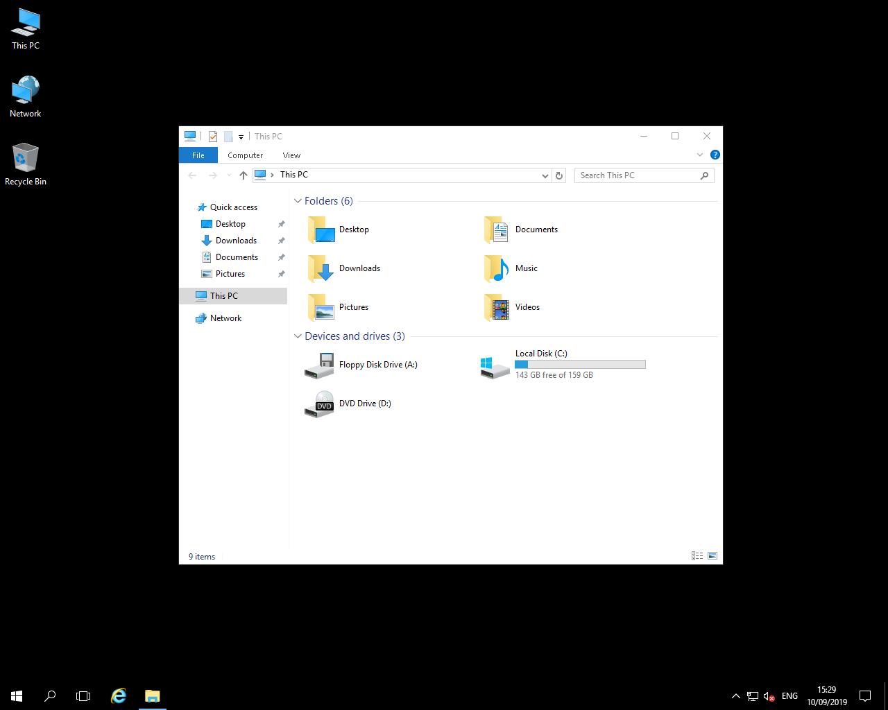 Windows VPS 8GB RAM , 200SSD , 4vCPU - Renewable