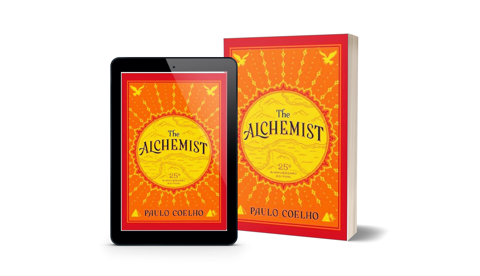 Get two beautifully designed 3D mockups of your paperback or eBook cover along with a customized spi