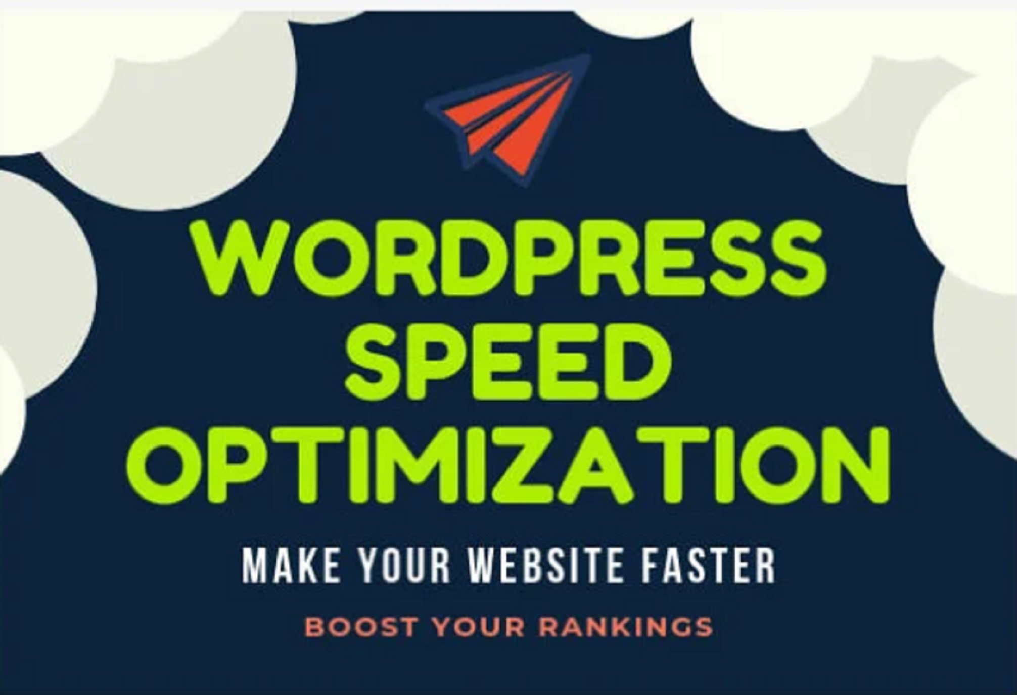 I will speed up your website on gtmetrix 75 to 90+