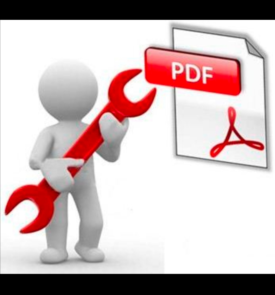 i will edit and modify your pdf file
