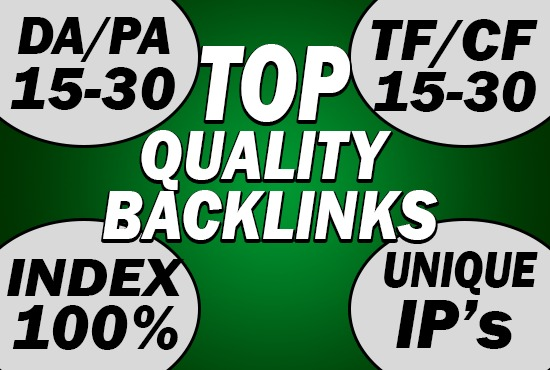 Provide 55 Top Quality PBN backlinks High DA PA