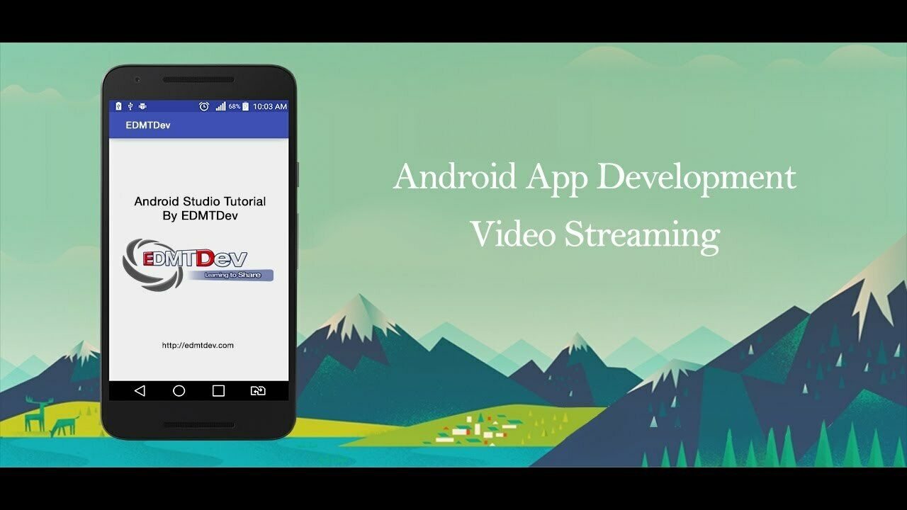 Build your Own Android Apps - 16 GB Developer Course Complete Video Tutorial