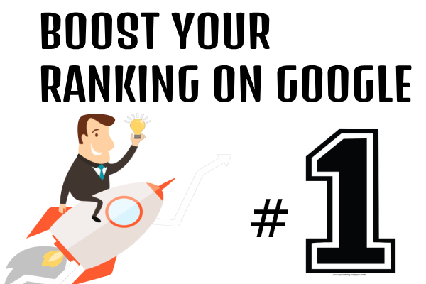 Boost your ranking on Google within 4 Weeks.
