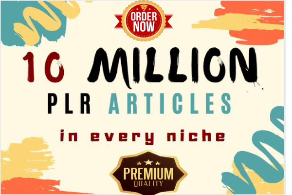 Get Over 10 000 000 Million PLR Articles,  eBooks,  Book Covers,  Video Training,  Bonuses and Giveaways