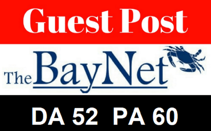 provide a guest post on Thebaynet DA52
