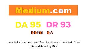 Guest Post On Medium. com - DA95 DR93