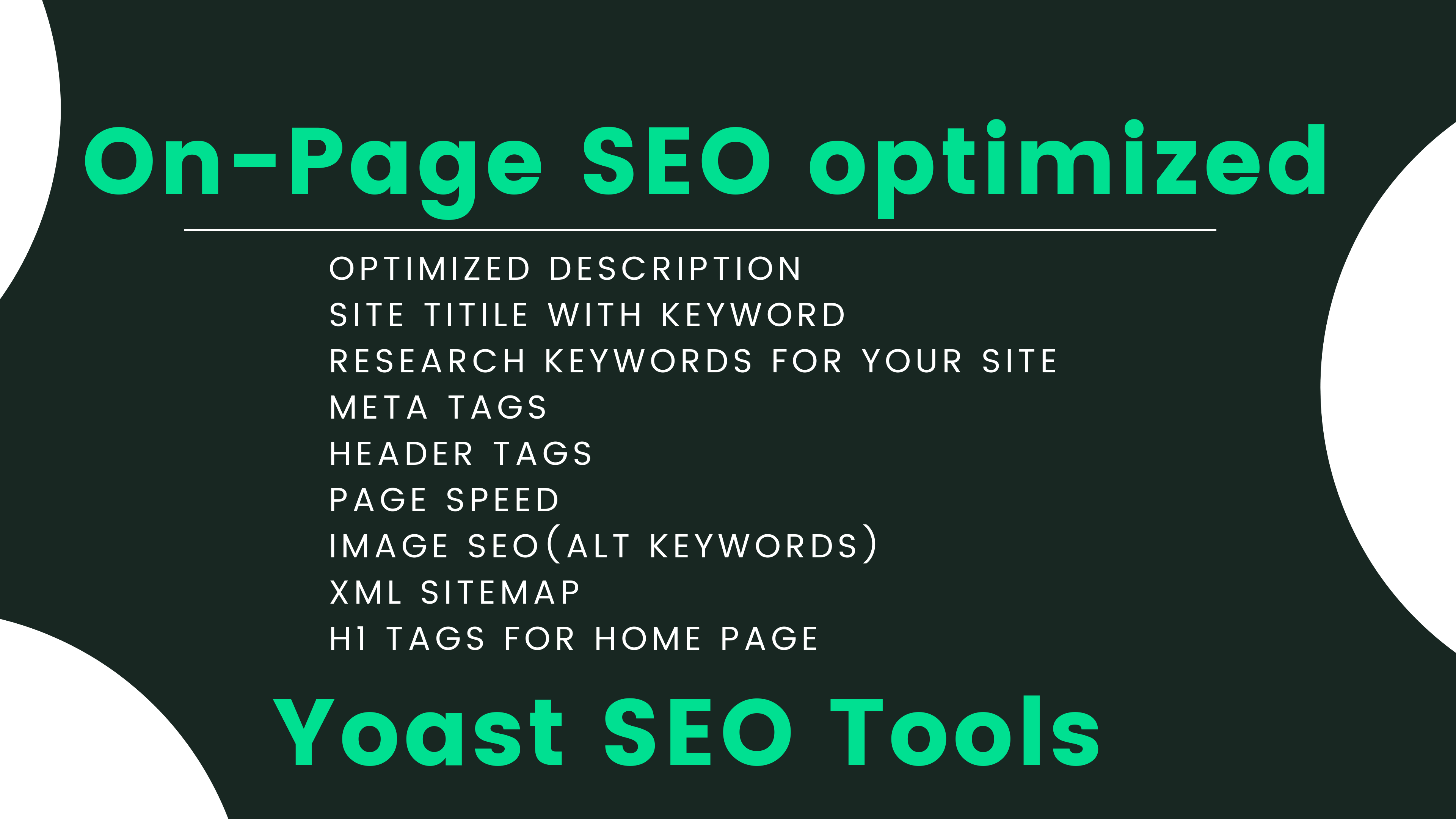 On Page SEO Perfectly For Your Website 100 White Hat Love Them