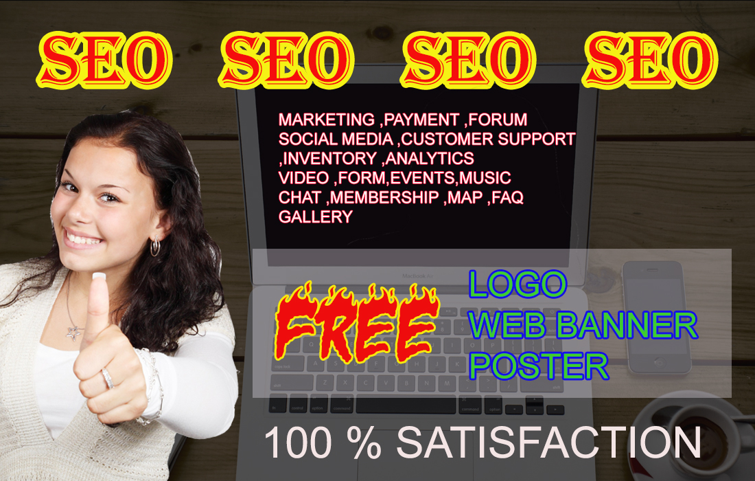 I will Create Amazing WEB site For You