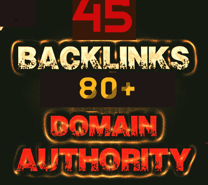 45 Pr9 High SEO Authority Backlinks - Fire Your Google Ranking