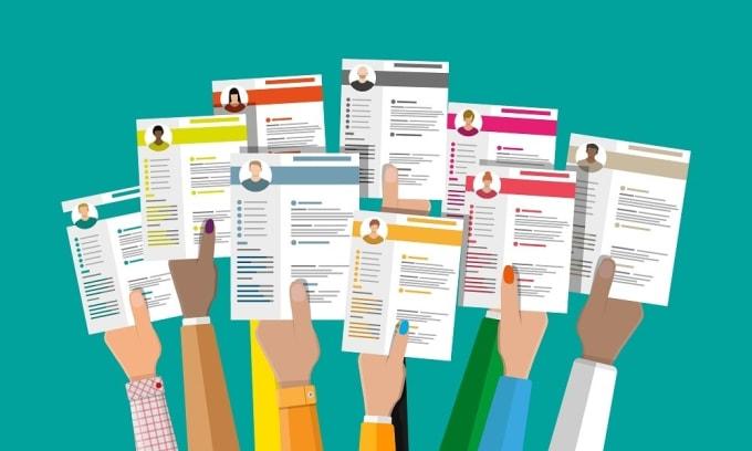 Provide you resume templates set