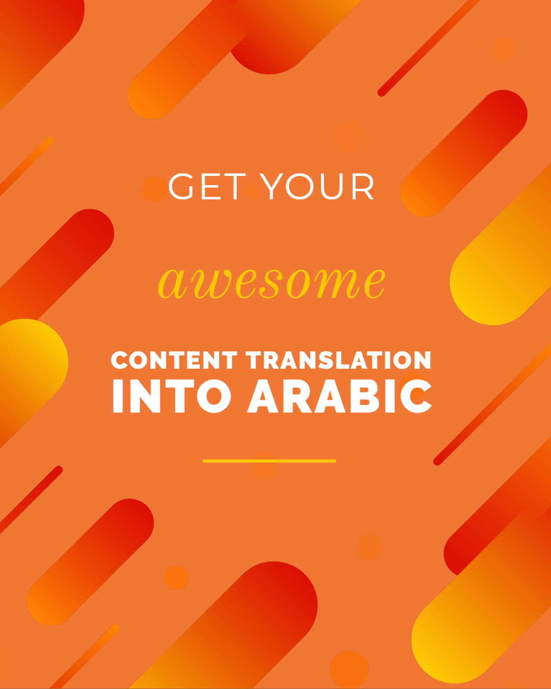 Translation from English to Arabic and writing Arabic articles