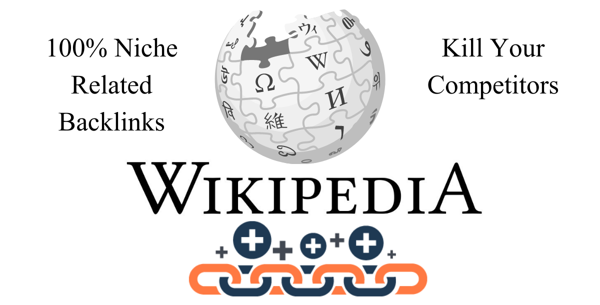 Niche Relevant Authority ????Wikipedia Backlinks????Boost Your SEO