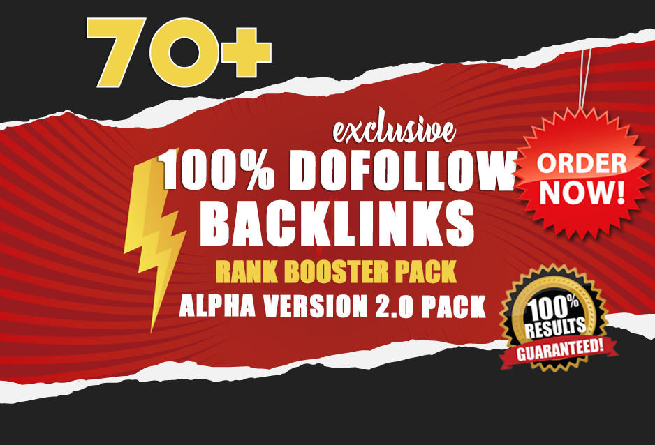 Do Manually 71 High Quality Profile Backlinks