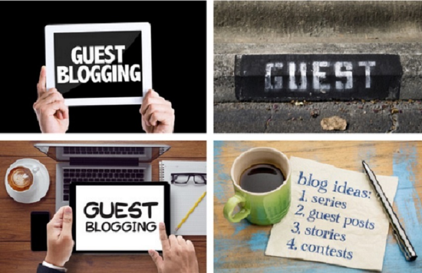 Write & Submit Guest Post on 10 Websites any Niche