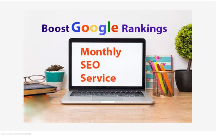 Boost monthly SEO service for google top ranking