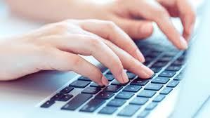 Data entry, typing work, copy paste, pdf editing work