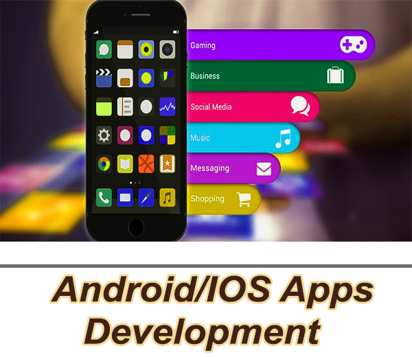Android and IOS apps development