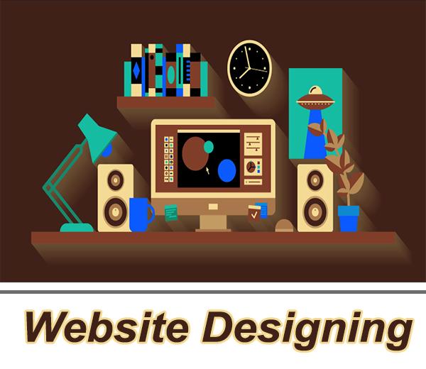 creative and unique website design