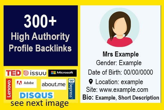 Create Manually 300 Unique Trust-able Forum Profile Backlinks High Da Pa Pr9 Backlinks off page SEO