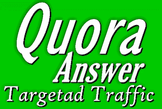 Make Quora Answer Click-able Dofollow Backlink to Drive Traffic for Your Website & Google Rank