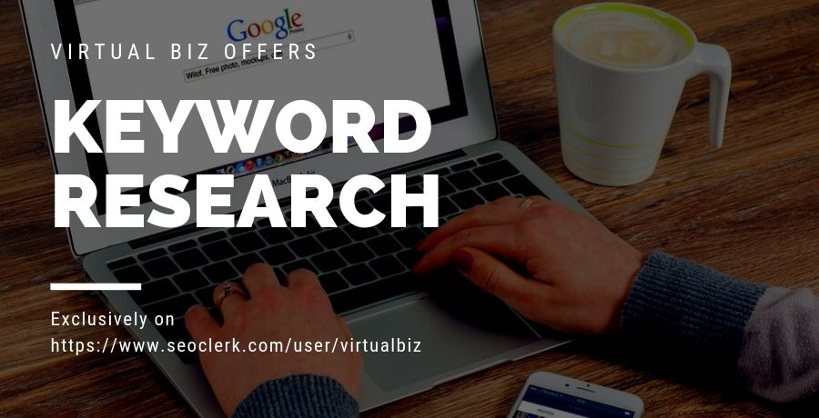 Keyword Research for your Affiliate or Adsense Web site