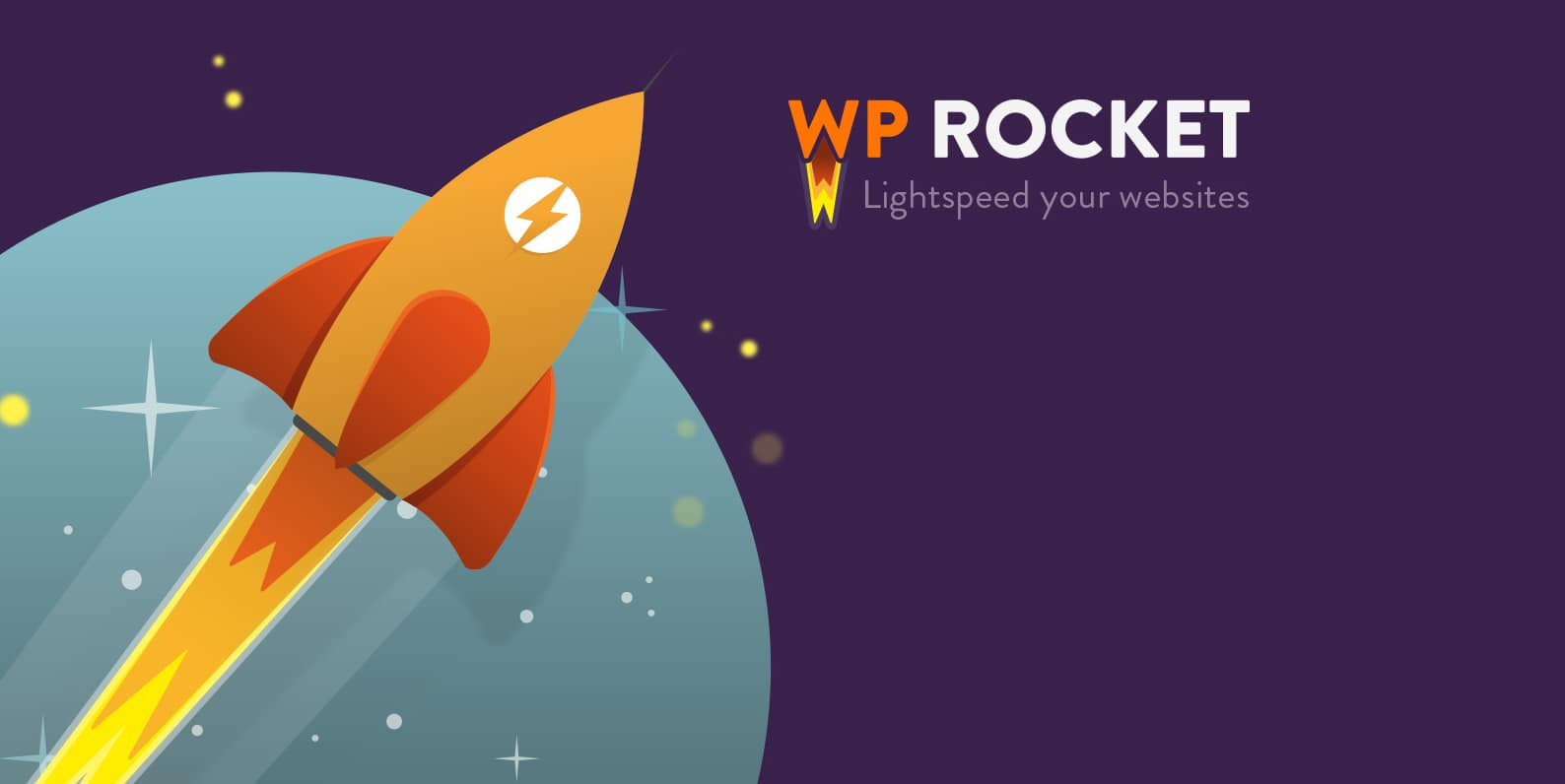 WP Rocket is help to boost up website loading speed.