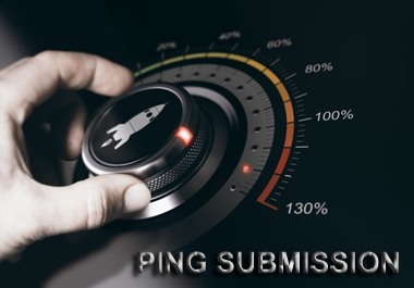 Ping your website to Search Engines and get a Thousand of Backlinks