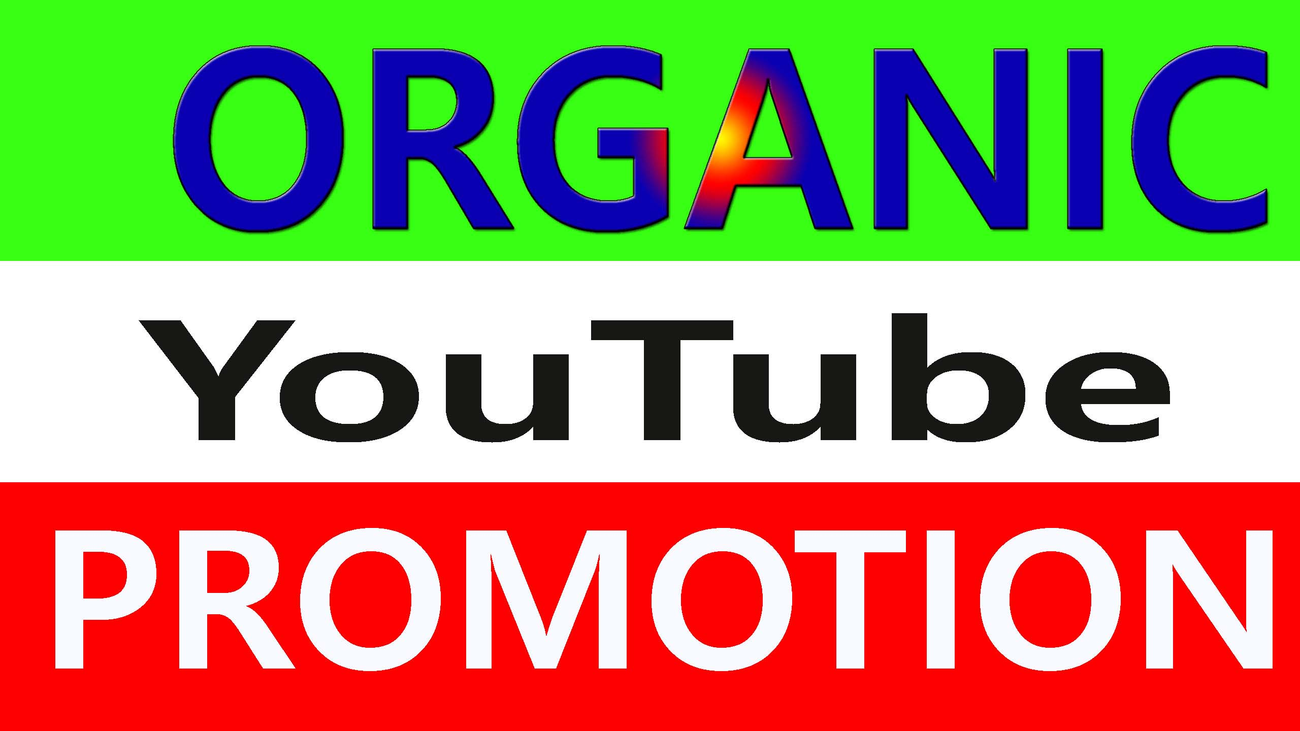Do Fast YouTube Video And Chanel Promotion