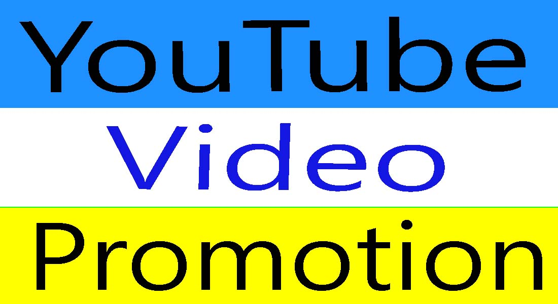 YouTube video promotion world wide genuine users