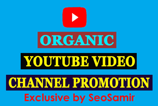 Manually Social media video Promotion & Marketing from Real user.