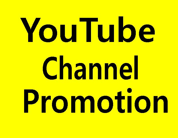 I will do Youtube chanel marketing from Real USA user