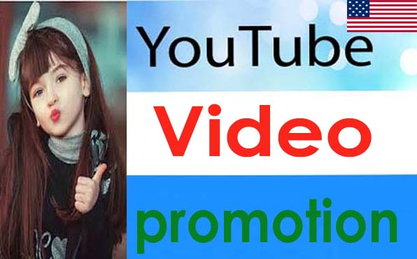 Manually Social media video Promotion from Real user.