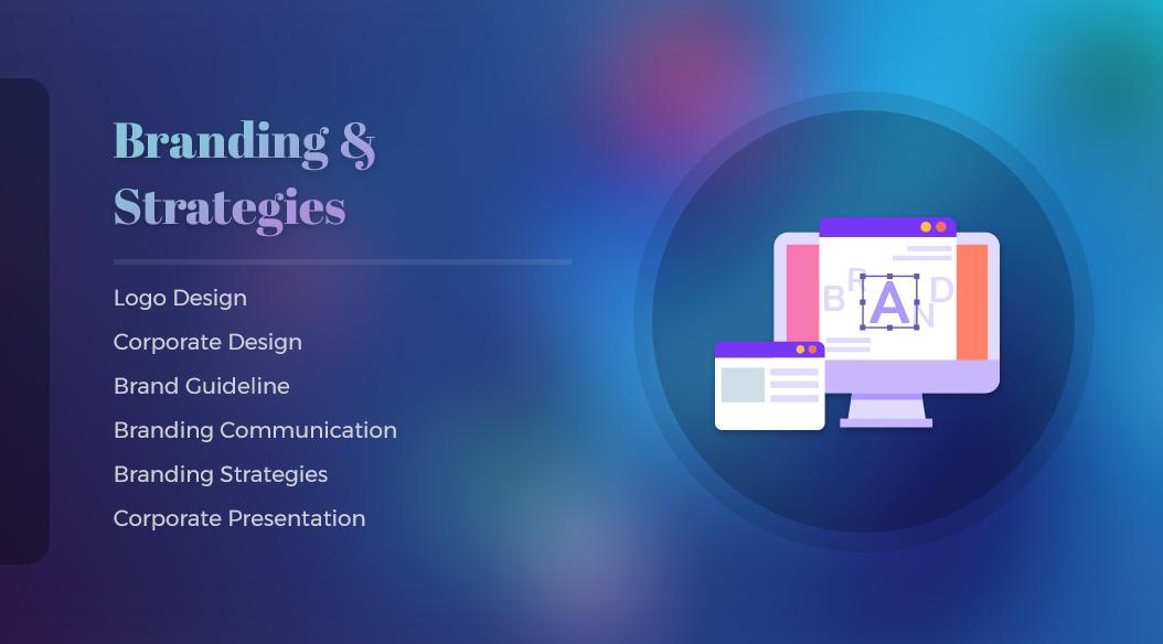 Graphic design, Digital Marketing, Website Design and Development