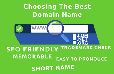 I will help you to find Professional,  memorable and short domain name for your business