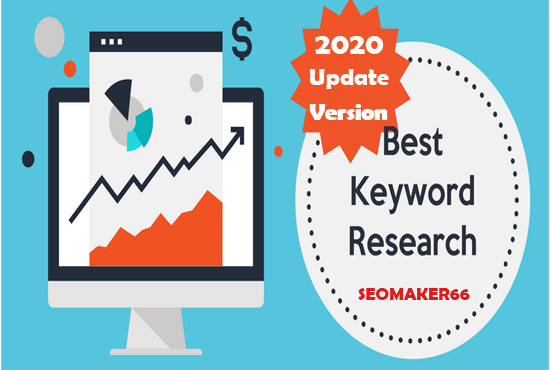 Full keyword research to find the best 10 KW