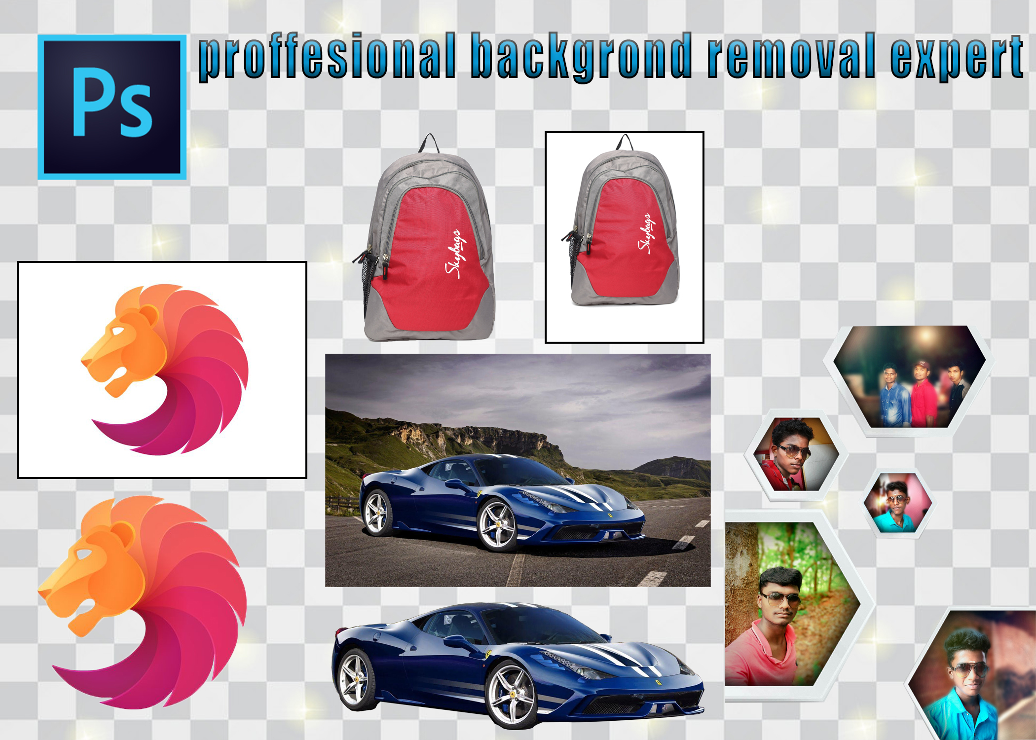 Professional Background removal expert