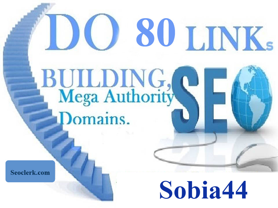 i will create high authority 80 dofollow backlinks blog comments