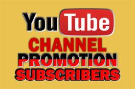 Real Youtube member promotion Social media marketing