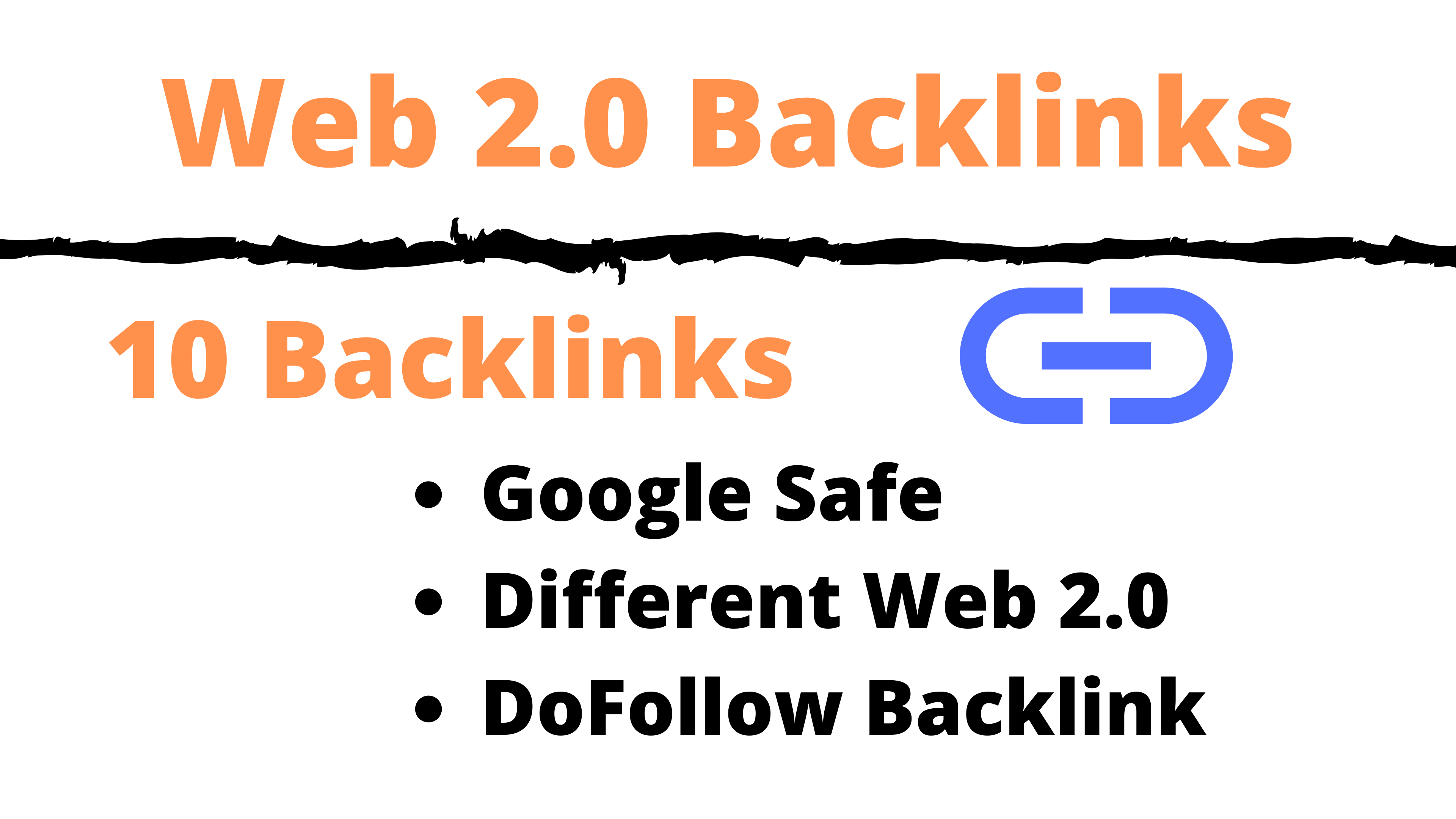 Web 2.0 Do Follow Backlinks From Different Sites