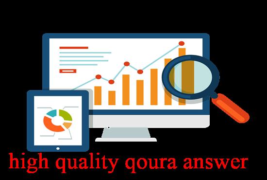 guaranteed High Quality Qoura 30 Answers