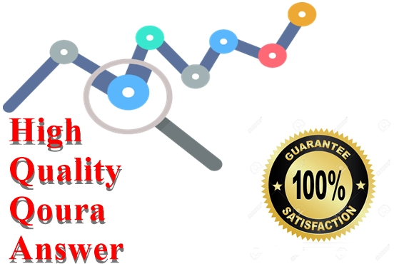 guaranteed High Quality 30 Qoura answer